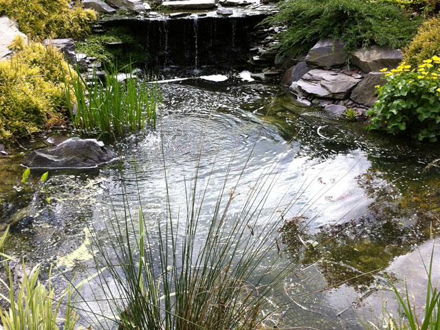 Warley Slate Pond Water Feature