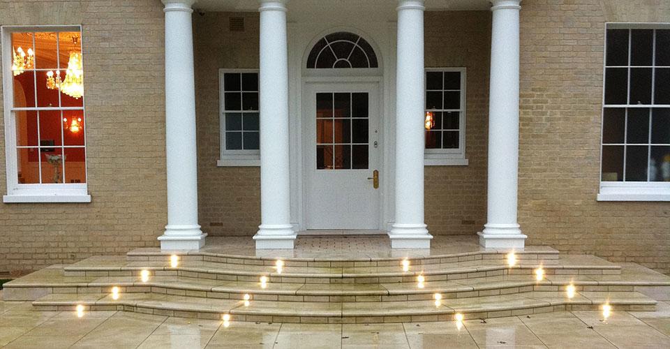 St Leonards Estate Steps