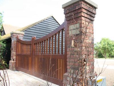 Chittams Gate