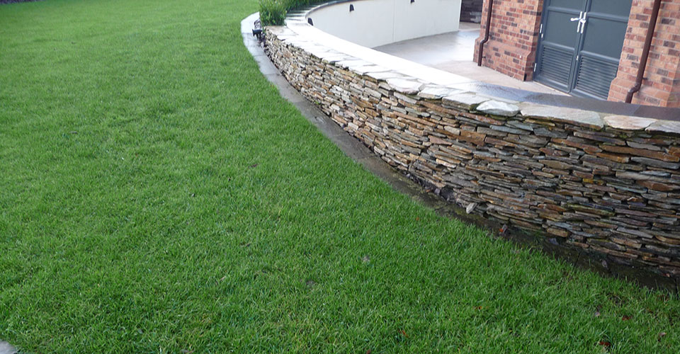 Sten Farm Stone Walling